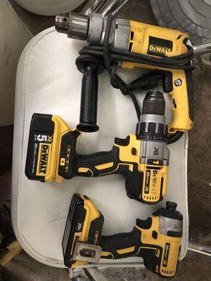 Dewalt tools for Sale in Manassas, VA