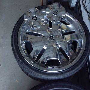 Custom 20 inch Lexus rims for Sale in Sacramento, CA