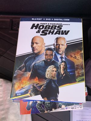 Movie bundle (4 movies) for Sale in Danville, CA