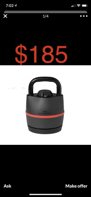 Bowflex Kettlebell for Sale in Los Angeles, CA