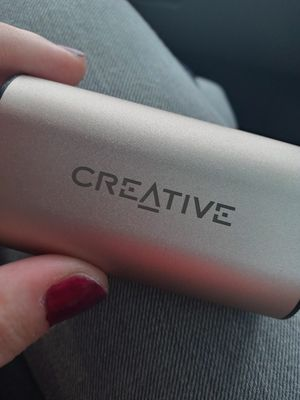 Creative true wireless earbuds for Sale in Columbus, OH
