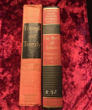 Winston Churchill Books for Sale in Madera, CA