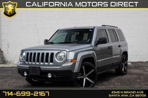 2016 Jeep Patriot for Sale in Santa Ana, CA