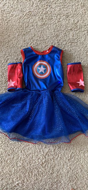 Captain America Costume. for Sale in Dunwoody, GA