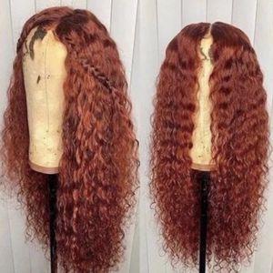 """16"""" Ginger Orange Human Hair Wig for Sale in Big Lake, MN"""