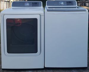 SAMSUNG WASHER AND DRYER SET TOP LOAD for Sale in Gallatin, TN