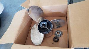 Boat propeller 3 blade for Sale in Wenatchee, WA