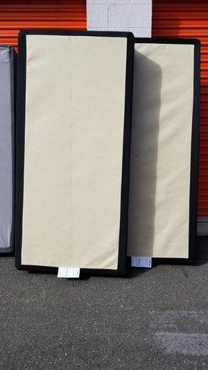 Twin box springs for Sale in Manassas, VA