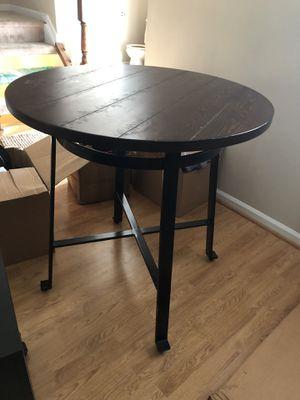 Tall breakfast table for Sale in Daniels, MD