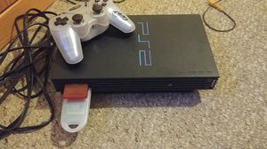 Ps2 with controller & games for Sale in Tarpon Springs, FL