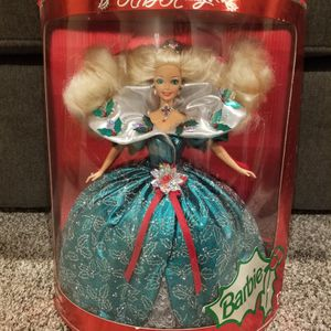 1995 Holiday Barbie - NEW for Sale in Buena Park, CA
