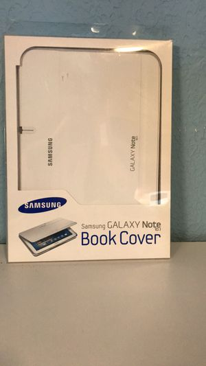 Samsung Galaxy Note Book Cover for Sale in Oshkosh, WI