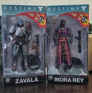 McFarlane Toys Destiny action figures set for Sale in Cypress, TX