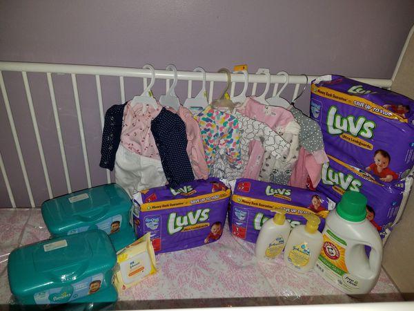 Baby Girl Starter Kit