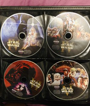 Star Wars DVD Movies for Sale in New Port Richey, FL