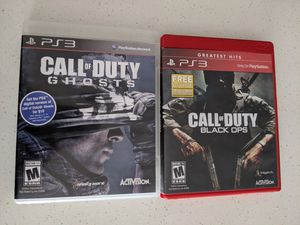 PS3 games for Sale in Santa Maria, CA