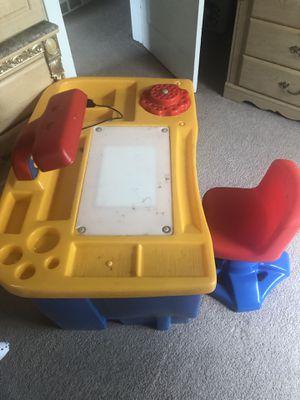 Desk for Kids Art for Sale in Aurora, IL