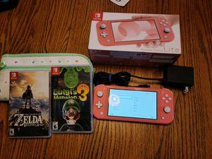 Nintendo switch lite for Sale in Elkins, AR