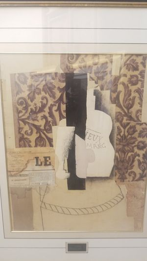 Beautiful abstract art says Picasso on it for Sale in Las Vegas, NV