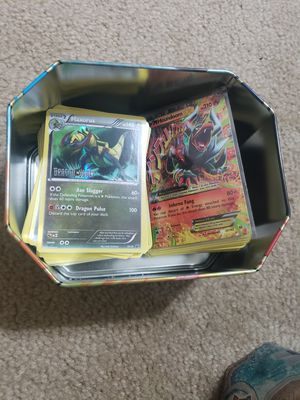Pokemon cards and tin! for Sale in AZ, US
