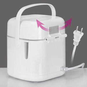 Portable White Hot Mist Facial Steamer Spa Salon Skin Care Machine W/Mirror for Sale in Lake Elsinore, CA