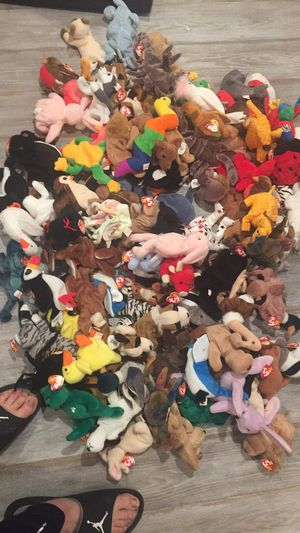 TY BEANIE BABIES for Sale in Federal Way, WA