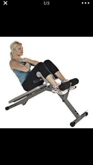 Stamina Abs Bench Workout for Sale in Los Angeles, CA