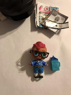 Lol boy doll for Sale in Woodbridge, VA