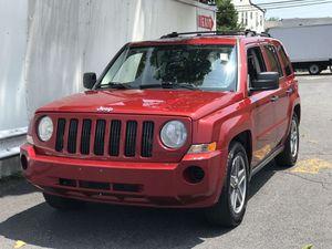2009 Jeep Patriot for Sale in Paterson, NJ