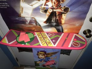 Bttf back to the future hoverboard for Sale in Oakland Park, FL