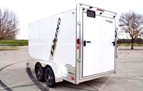 Price$1000 Enclosed Trailer for Sale in East Gull Lake, MN