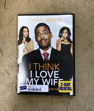 I think I love my wife movie for Sale in Matawan, NJ