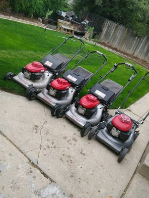 honda lawn mower for sell for Sale in West Valley City, UT