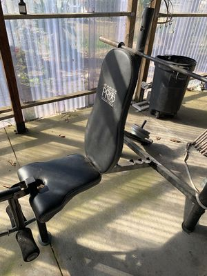 Weight Bench for Sale in Santa Maria, CA