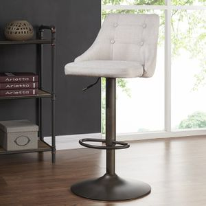 Adyson Air Lift Stool, set of 2 in Beige for Sale in Miami, FL