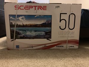 50-inch flatscreen LED TV (BRAND NEW) for Sale in Atlanta, GA