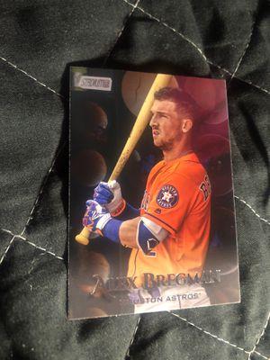 Alex Bregman baseball card for Sale in Compton, CA