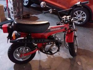 Classic Honda 70 Mini-trail 1982 for Sale in Bellevue, WA