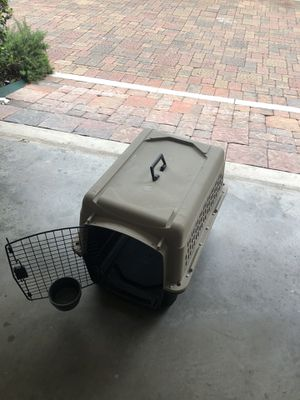 Medium Size Dog Crate 10-40 lb dogs for Sale in Houston, TX