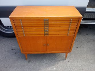 Mid Century Vintage Specimen / Drafting Dresser for Sale in West Palm Beach,  FL