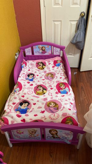 Princess bed for Sale in San Antonio, TX
