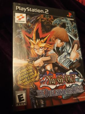 Yu-Gi-Oh! For Playstation 2 for Sale in Temple, GA