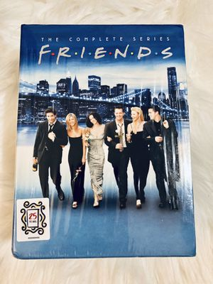 Friends:The Complete Series Collection (25th Anniversary/Repackaged/DVD) for Sale in San Jose, CA