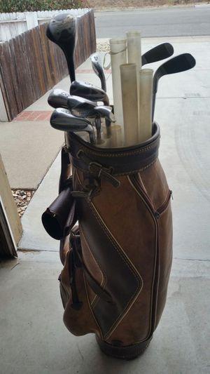 Men's Golf Clubs & Bag for Sale in Oceano, CA