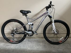 Specialized Myka Full Suspension Mountain Bike(Medium) for Sale in Sumner, WA