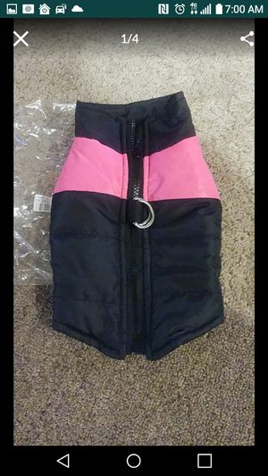 Brand new dog jacket for Sale in Carol Stream, IL