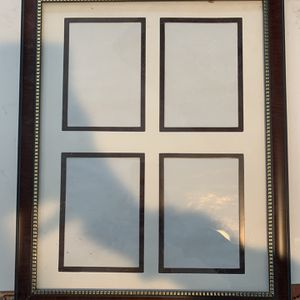Photo Frame With 4 Sections For 3x5 for Sale in Inglewood, CA