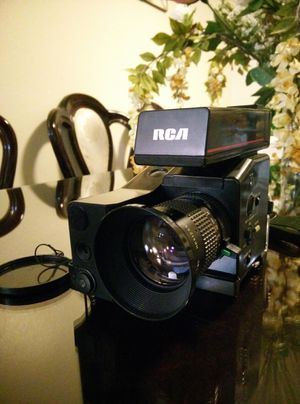 Vintage RCA CKC020 Solid State Color Video Camera for Sale in Everett, WA