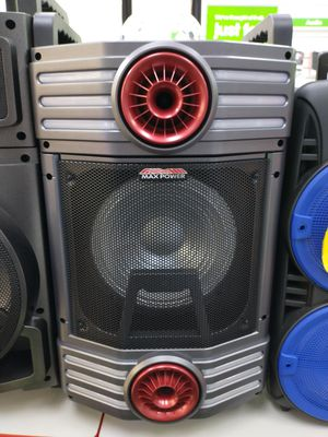 BRAND NEW BLUETOOTH SPEAKER WITH FREE KARAOKE AND REMOTE for Sale in South Houston, TX