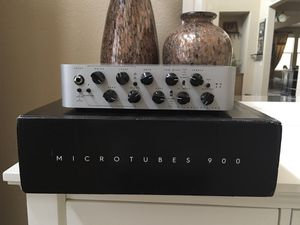 Darkglass Microtubes 900 900W Bass Amp for Sale in Rocklin, CA